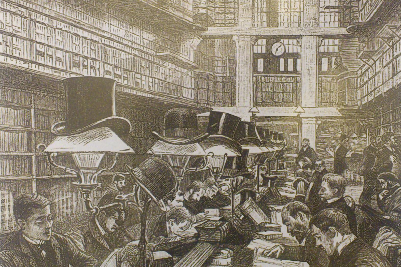 Paul Viollet bibliothécaire: entre réussites et pré carré