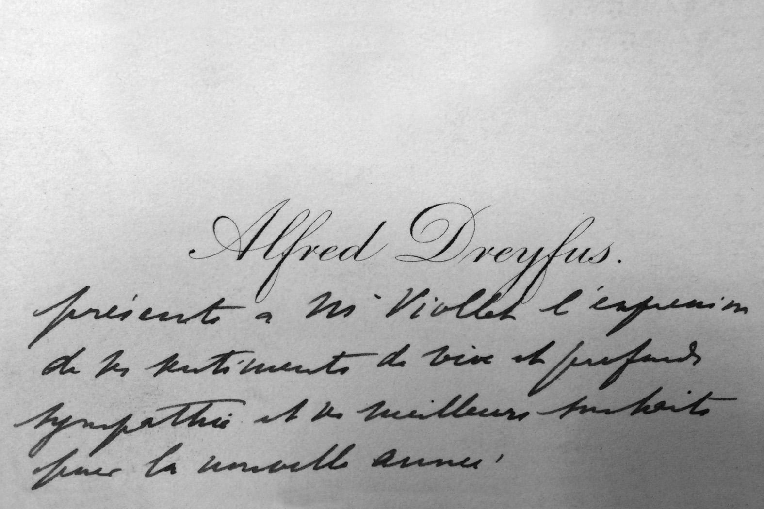 Paul Viollet, l'affaire Dreyfus et les Droits de l'homme